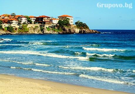 Цяло лято в Созопол на самия плаж на цени от 14 лв. в хотел Телъви