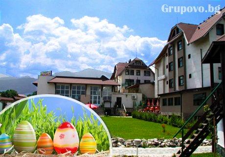 Великден в Банско! 2 или 3 нощувки със закуски и празнична вечеря + релакс зона в хотел Олимп***
