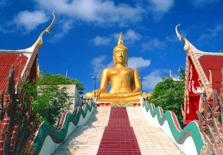 През Юни или Октомври в Тайланд. Самолетна екскурзия с 9 нощувки със закуски и богата туристическа програма от Премио Травел.