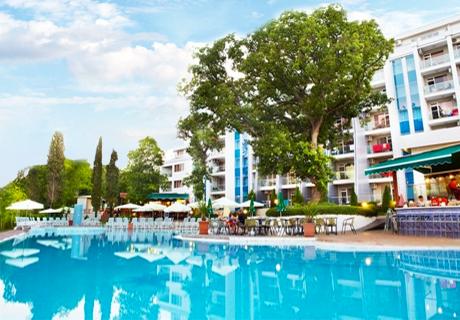 Юни в Златни Пясъци! All Inclusive + басейн в хотел Грийн Парк. Дете до 13г. - БЕЗПЛАТНО!
