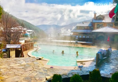 До края на април релакс  край Троян. Топъл минерален басейн + 1 или 2 нощувки, закуски и вечери + релакс пакет в хотел Алфаризорт Чифлика