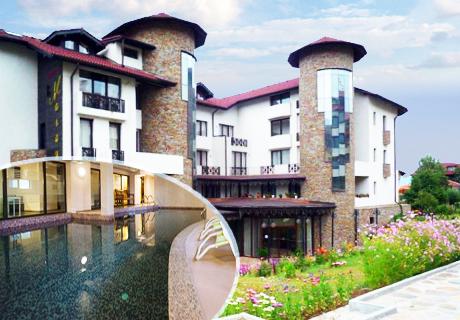 Цяло лято All inclusive light + басейн в изцяло реновирания хотел Марая, Банско