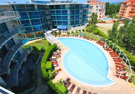 Юли и Август в Слънчев бряг! All Inclusive в хотел Синя Ривиера. Дете до 12г. - БЕЗПЛАТНО!