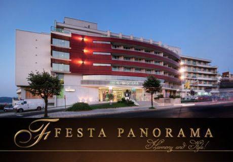 Ранно лято в Несебър! All Inclusive + вътрешен басейн и СПА в хотел Феста Панорама****