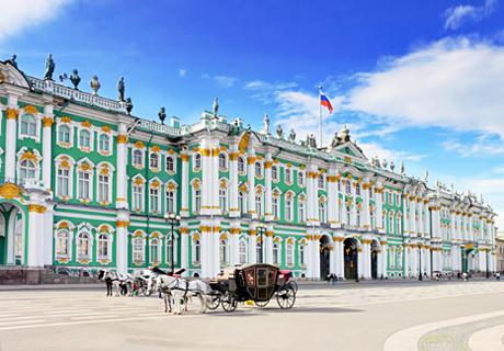 Лятна приказка в Санкт Петербург! Самолетна екскурзия със 7 нощувки, закуски и вечери + богата програма